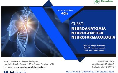 Curso Neuroanatomia, Neurofarmacologia e Neurogenética 2019.1