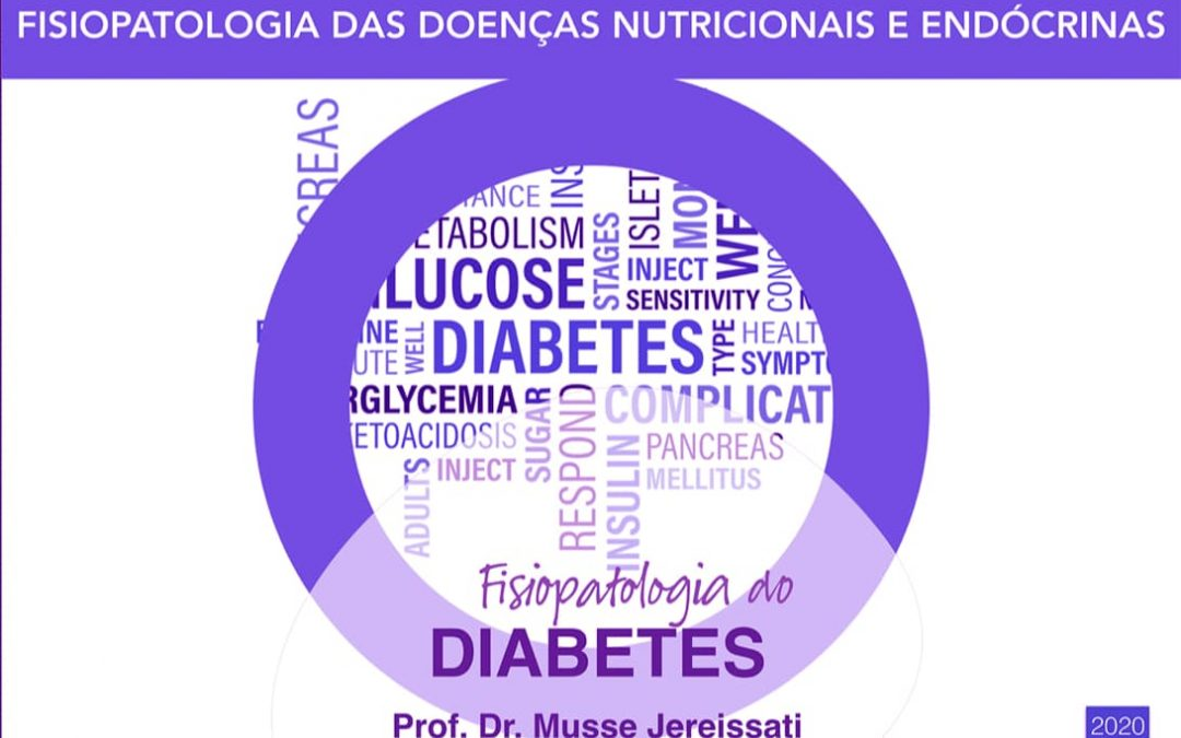 VIDEOAULA: Fisiopatologia do Diabetes – Parte 2/3